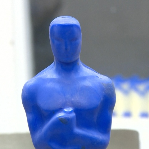 Photo: Oscars Go High-Tech