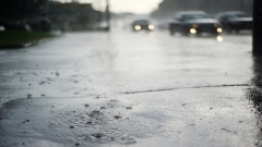 "Safe driving during ""Heavy Rainfall"" and bad weather conditions"