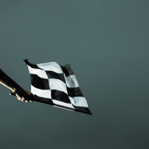 Photo: Flags of Formula 1 Races