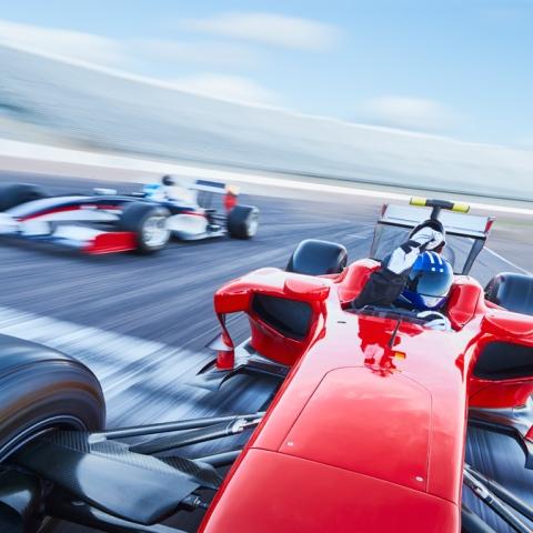 صور: كيف تصبح سائق فورمولا 1؟