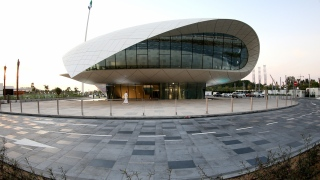 Etihad Museum: Seeped in History