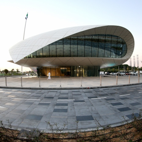 Photo: Etihad Museum: Seeped in History