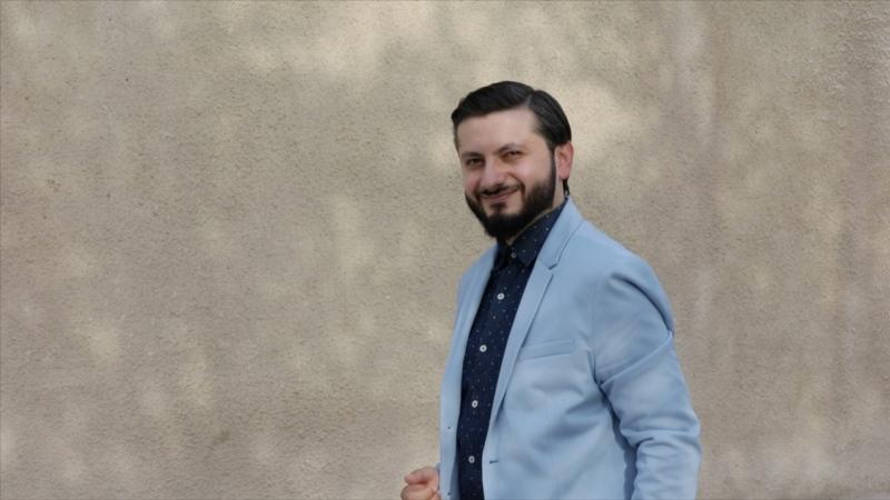 Photo: This Is Who I Am: Tareq Al Saqqa