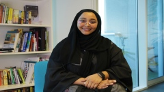 "Raihana Al Hashmi, Emirati filmmaker: ""You create your own chances"""