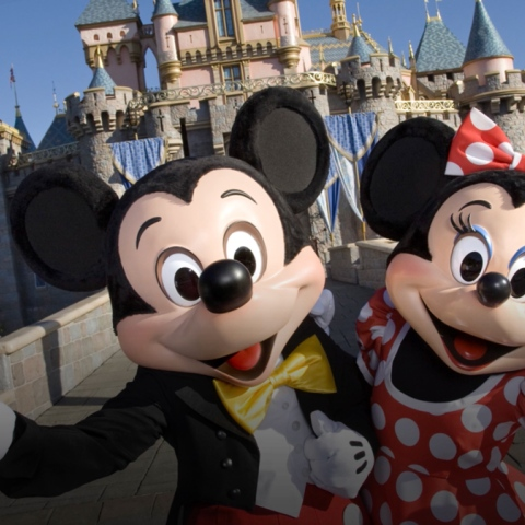 Photo: It's Mickey Mouse' 90th birthday!