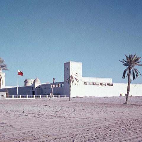 صور: قصر الحصن.. قلبٌ نابضٌ بالتاريخ