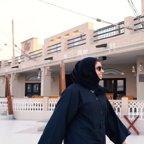 ${rs.image.photo} HI DUBAI Episode 3 – YOUTH – Aisha, UAE social entrepreneur