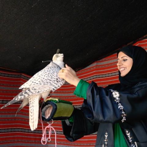 Photo: HI DUBAI Episode 7 – TOLERANCE - Khadija, marketer