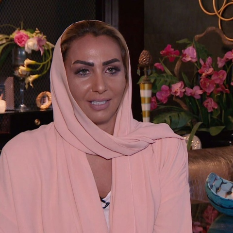 Photo: HI DUBAI Episode 11 – HAPPINESS - Al Anoud, fashion designer