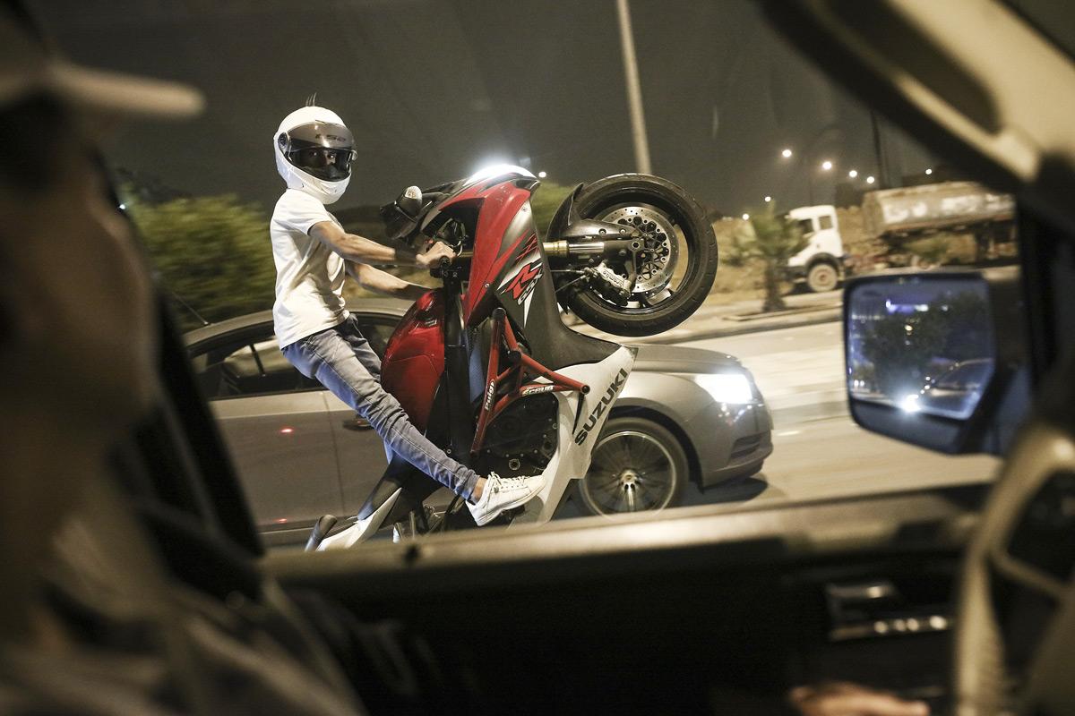 Dangers of Drifting - Dubai Post