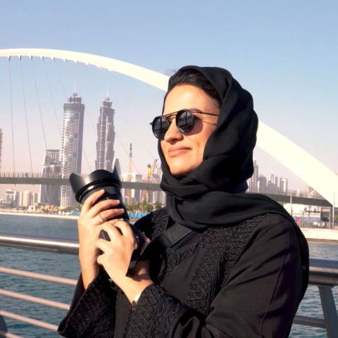Photo: HI DUBAI Episode 16 – CULTURE - Sara, Emirati photographer