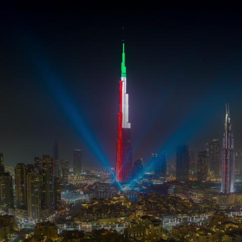 صور: الإمارات في 2018.. إنجازات توصلها للمركز الأول والفضاء