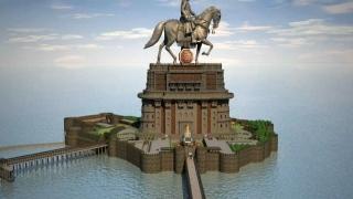 تمثال يثير قلقاً في مومباي