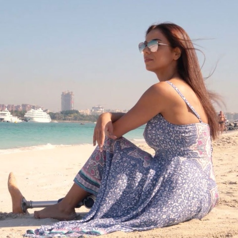 ${rs.image.photo} HI DUBAI Episode 20 – SPORT – Dareen, athlete