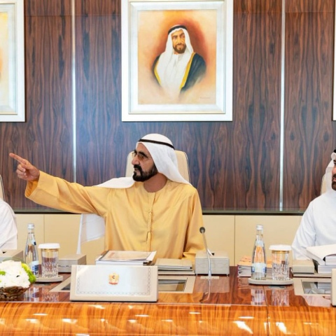 Photo: Dubai's 2019 Budget