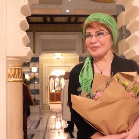 ${rs.image.photo} HI DUBAI Episode 15 – CULTURE - Safia,  actress and goodwill ambassador for Middle East peace