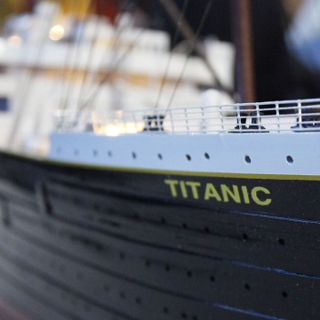 Photo: How many Arabs were on the Titanic?