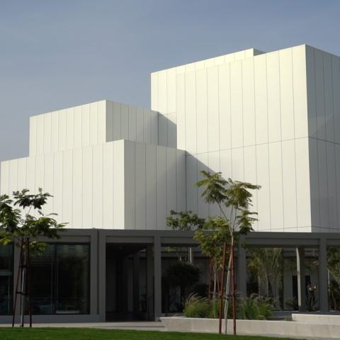 """صور: """"جميل للفنون"""".. مركز الفن المعاصر"""