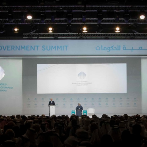 Photo: The Seventh World Governments Summit 2019