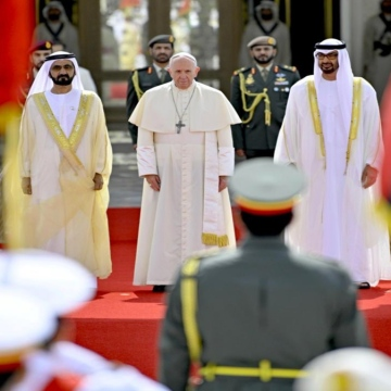 Photo: Here's what happened on the Pope's three day visit to the UAE