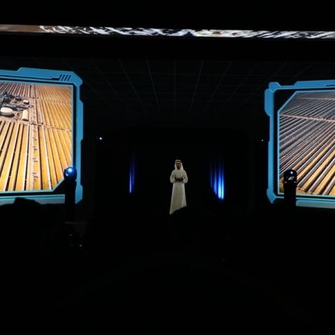 صور: حمدان بن محمد يستعرض سبعة تحولات ستشكل مدن المستقبل
