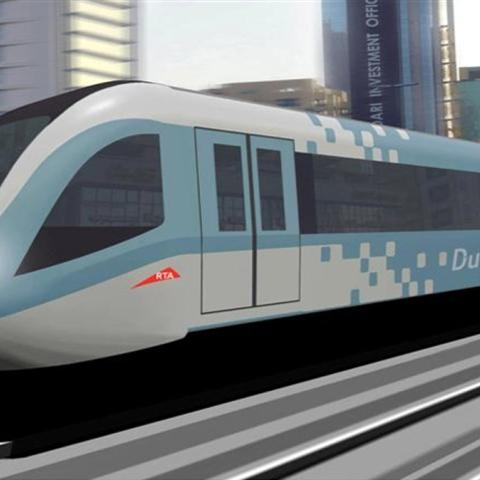 صور: طرق دبي: مترو دبي يتصدر وسائل النقل الجماعي