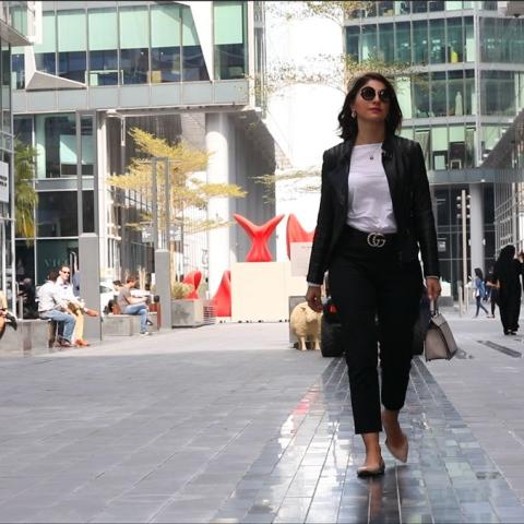 Photo: Nisrine El Lababidi: Turning passion into a creative business
