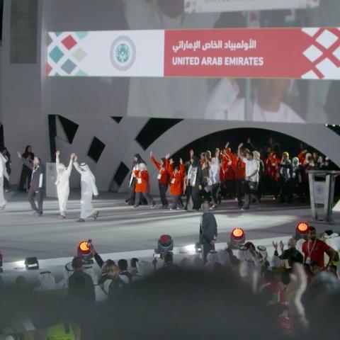 صور: الأولمبياد الخاص - الألعاب العالمية أبوظبي 2019