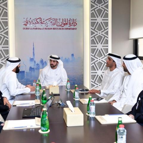 صور: مستقبلك المهني في دبي كما لم تتخيله