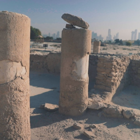 Photo: Dubai's historical sites : Jumeirah