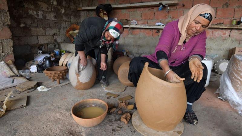 """صور: الفخار التونسي """"ولى ماركة"""""""