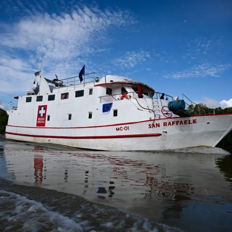صور: السفينة الإنسانية
