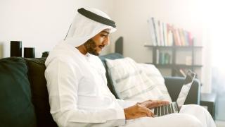 الإمارات حاضرة بكثافة على الإنترنت