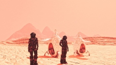 What would a day on Mars be like?