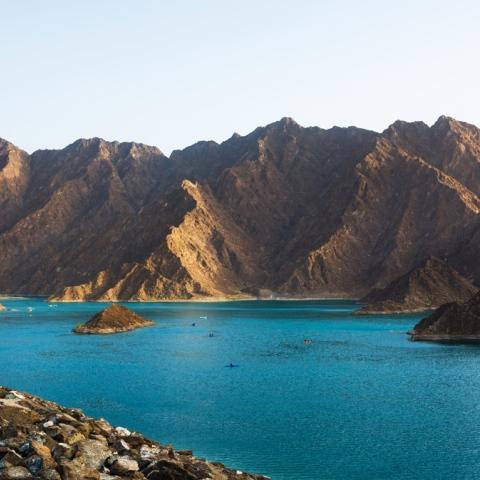 صور: حتّا.. الأشهر في الإمارات على إنستجرام