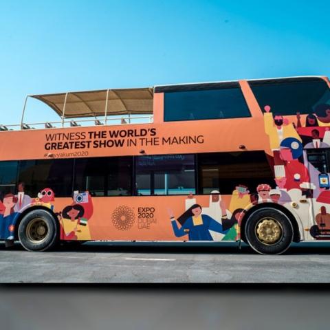صور: إكسبو 2020 دبي يفتح باب الزيارة المبكرة للمواطنين والمقيمين