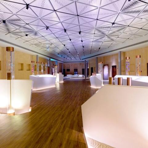 """صور: """"متحف الشندغة"""".. متحف تراثي بطابع عالمي يروي تاريخ دبي العريق"""