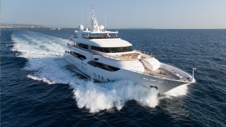 Mind-blowing Superyachts in Dubai