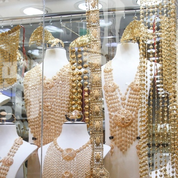 Photo: What makes Dubai the ideal destination for buying gold?
