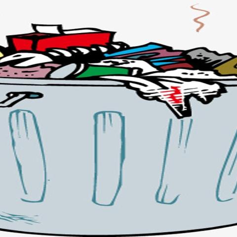 """صور: """"فولو ميوزيكي"""".. فرقة موسيقية تعيد تدوير النفايات لصنع آلاتها في الكونغو!"""