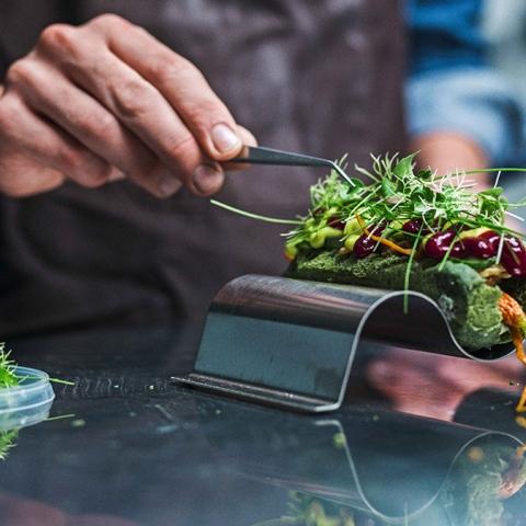 """صور: """"طعام المستقبل اليوم"""".. كتاب لوصفات غدائية مستدامة"""