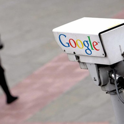 Photo: Is Google watching you?