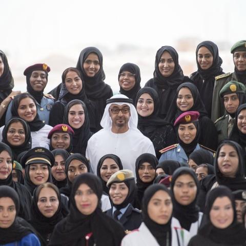 """صور: الإمارات تحتفل بـ """"يوم المرأة الإماراتية"""""""