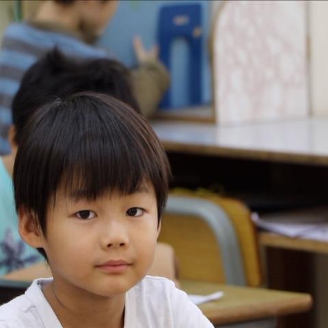 صور: المدرسة اليابانية.. ثقافة التواضع والاحترام