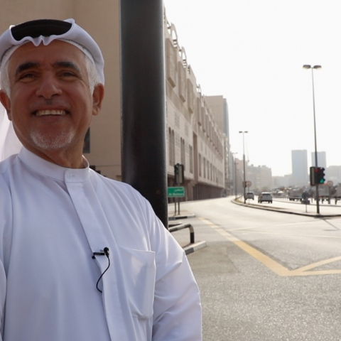 Photo: Mohammed Bin Thani: an exceptional guild in Dubai