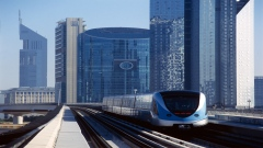 Dubai Metro is the world's longest driverless metro network, and more facts!