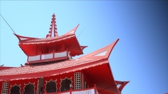 The story of the Chinese Pagoda House in Dubai