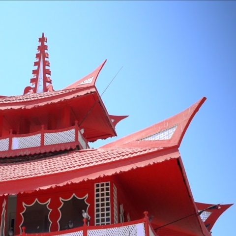 Photo: The story of the Chinese Pagoda House in Dubai