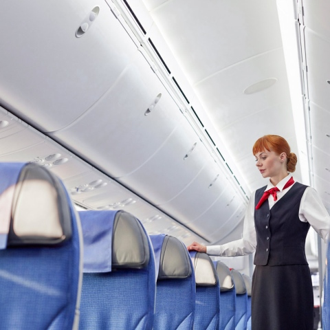 صور: ما الذي يكرهه مضيفو الطيران؟