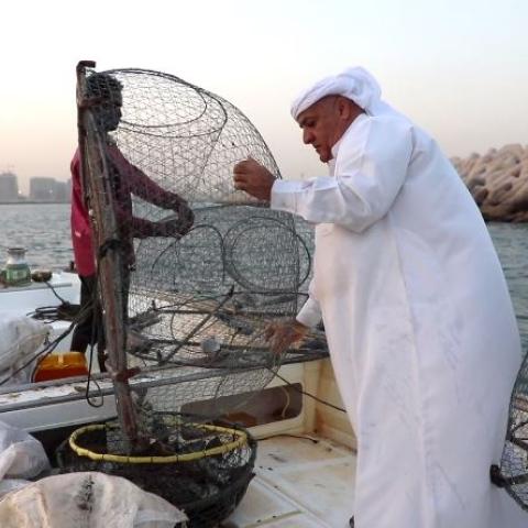 صور: البحر حياتي الحلوة! - الصياد الإماراتي عيسى الفلاسي